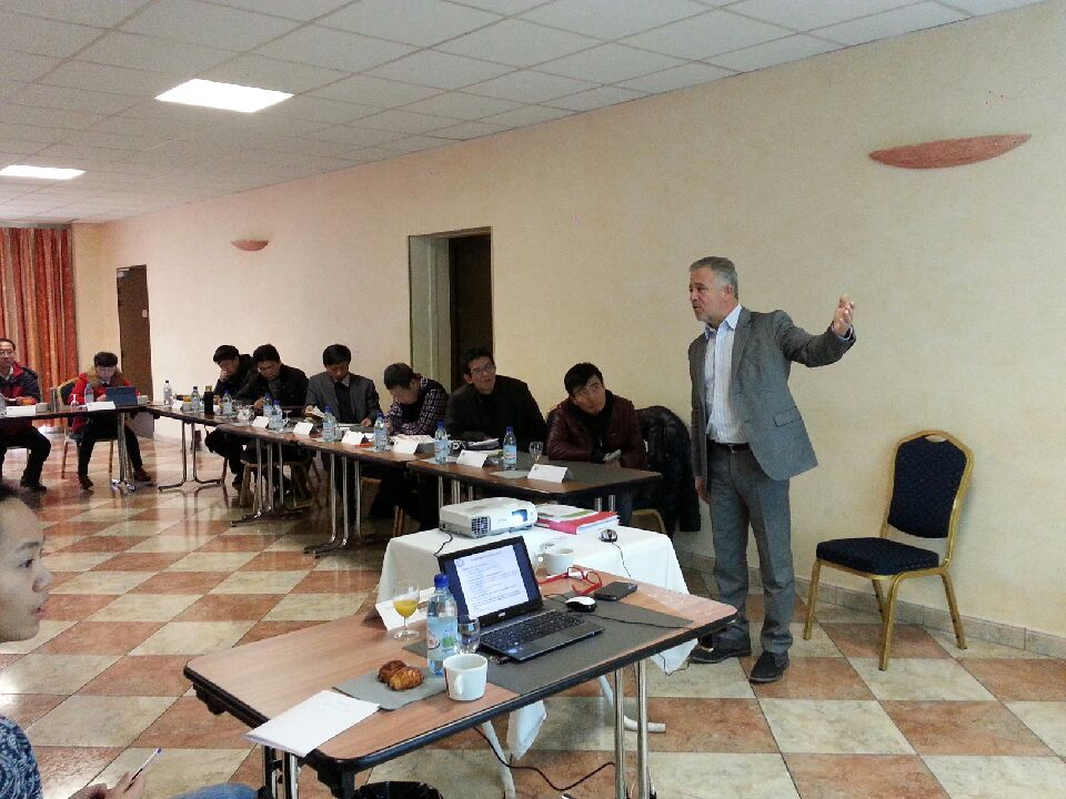 L'EPTB Vidourle développe des partenariats internationaux
