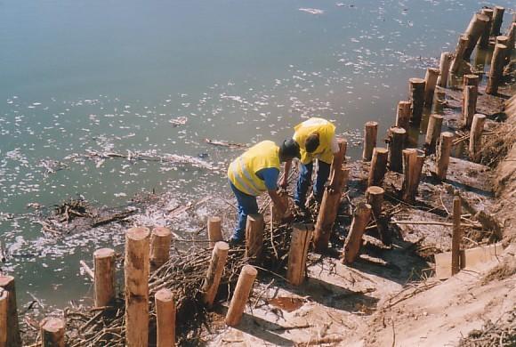 Aimargues : les aménagements de la digue de 1er rang vont démarrer avant la fin de l'année 2013