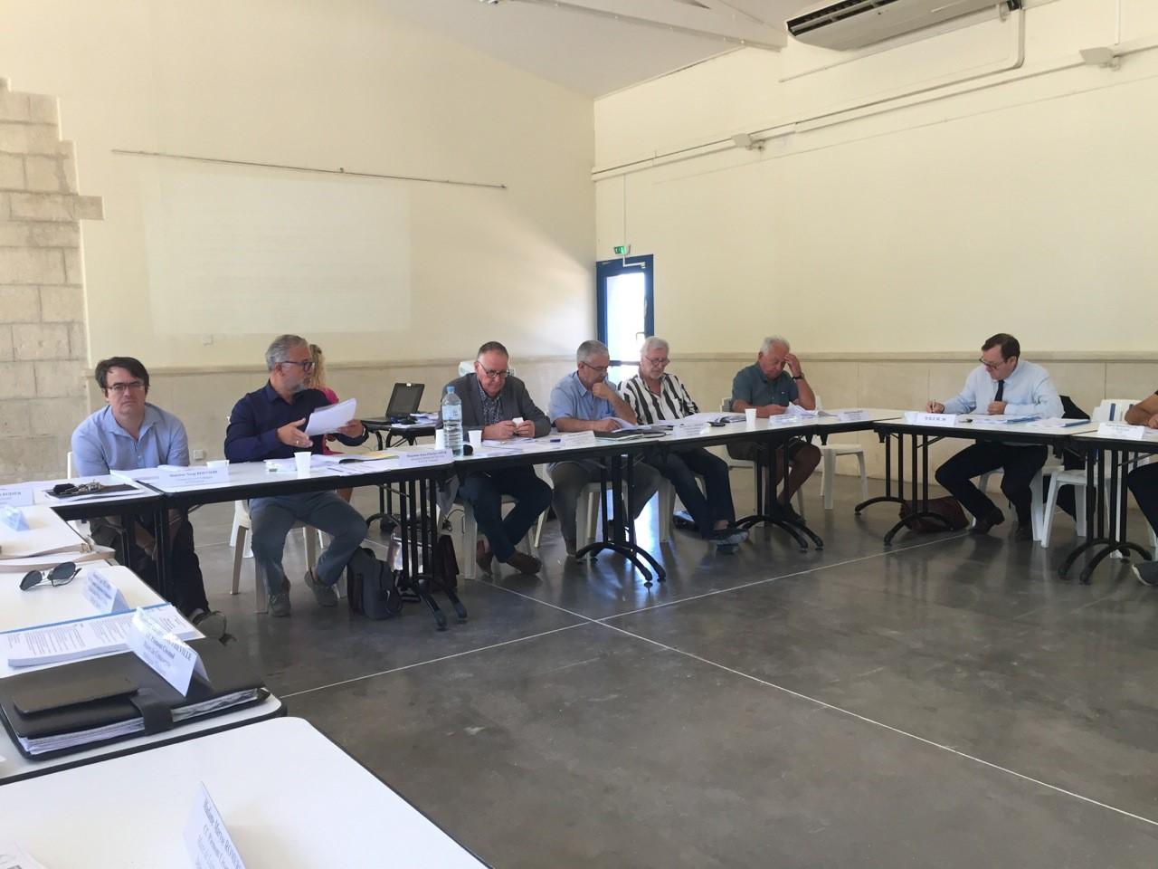 Condensé des délibérations prises lors du Comité Syndical du 27 juin 2018 à Salinelles