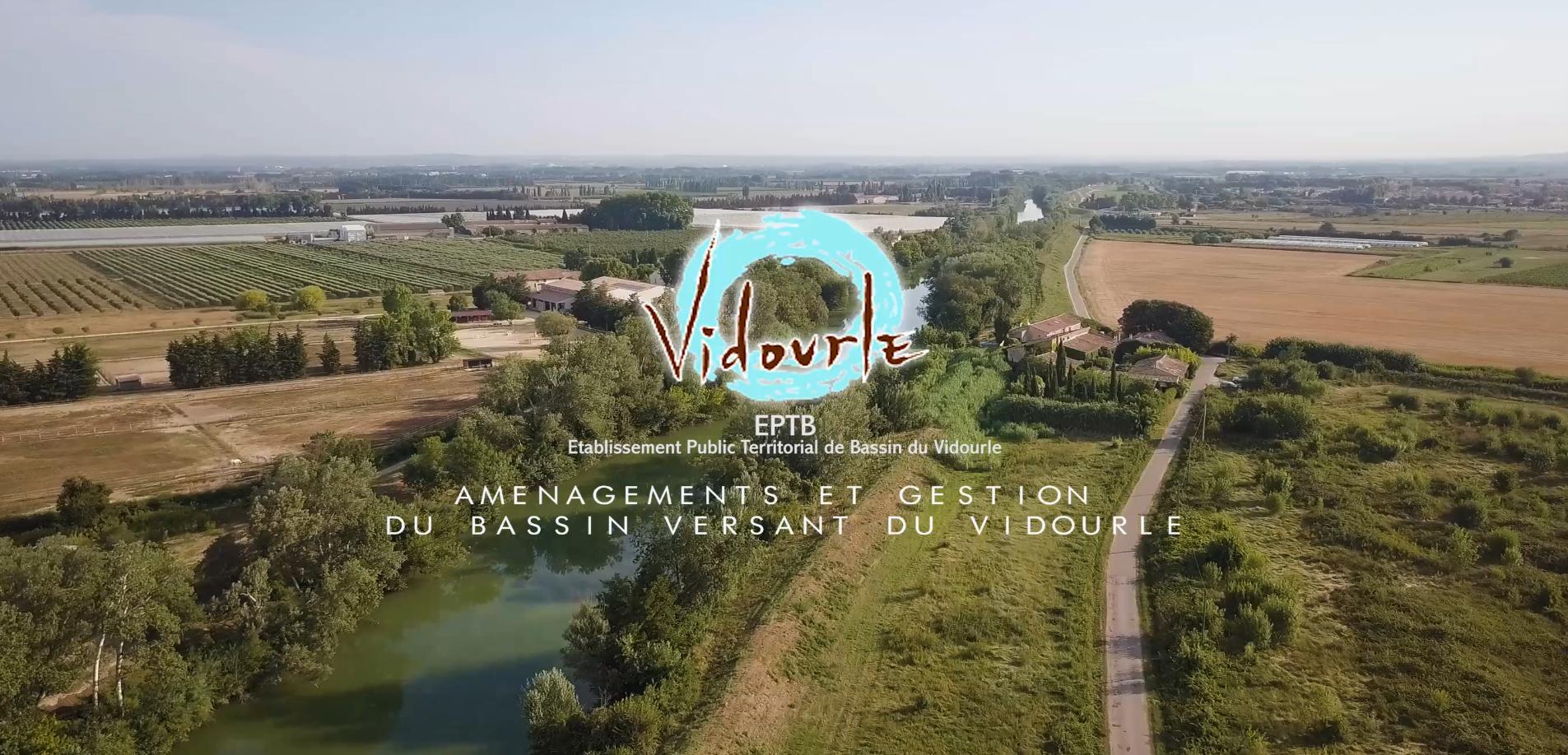 Zoom vidéo sur les aménagements hydrauliques et de préservation des milieux naturels sur le bassin versant du Vidourle