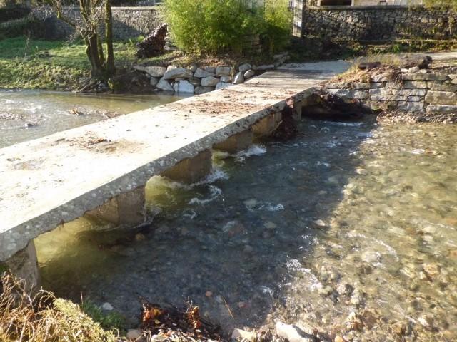 Cros pont de Cardy - APRES