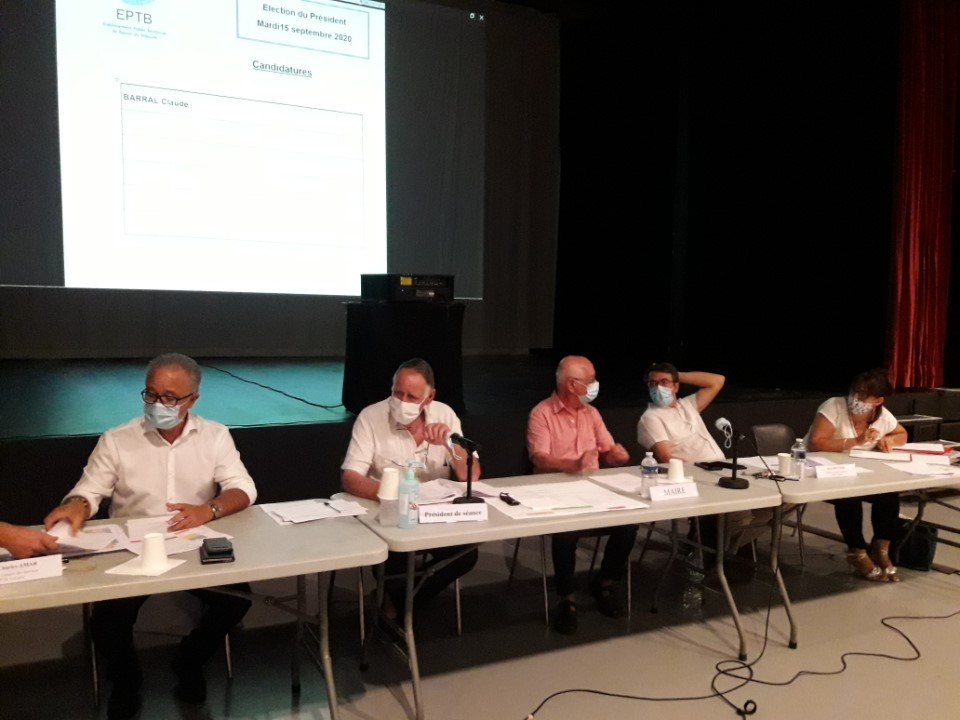 Condensé des délibérations prises lors du comité syndical du 15 septembre 2020 – 10h00 – Lunel