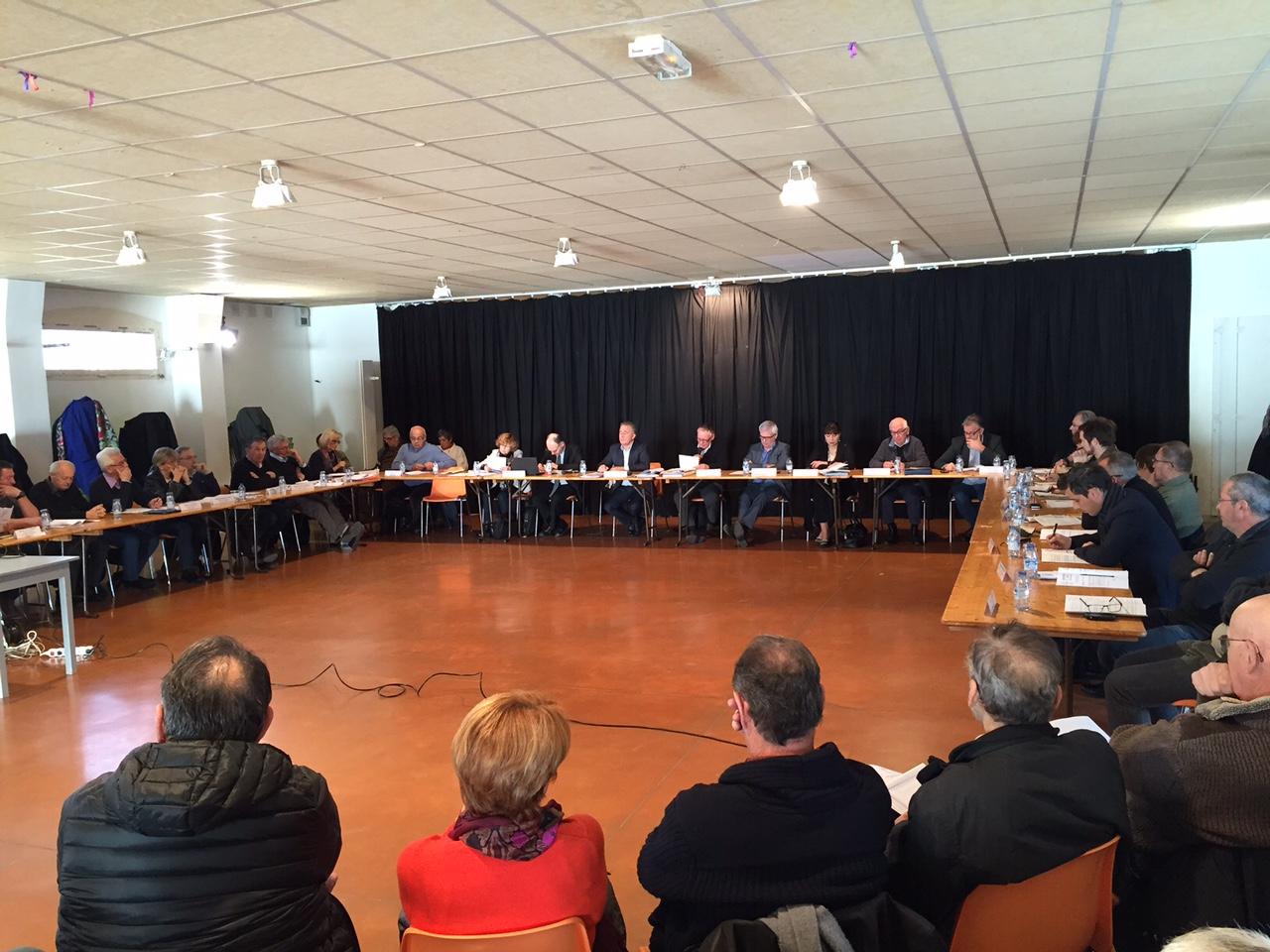 Condensé des délibérations prises lors du comité syndical du vendredi 19 février 2016 à Aimargues
