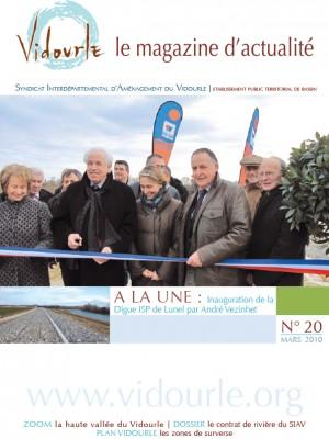 Magazine du Vidourle n°20