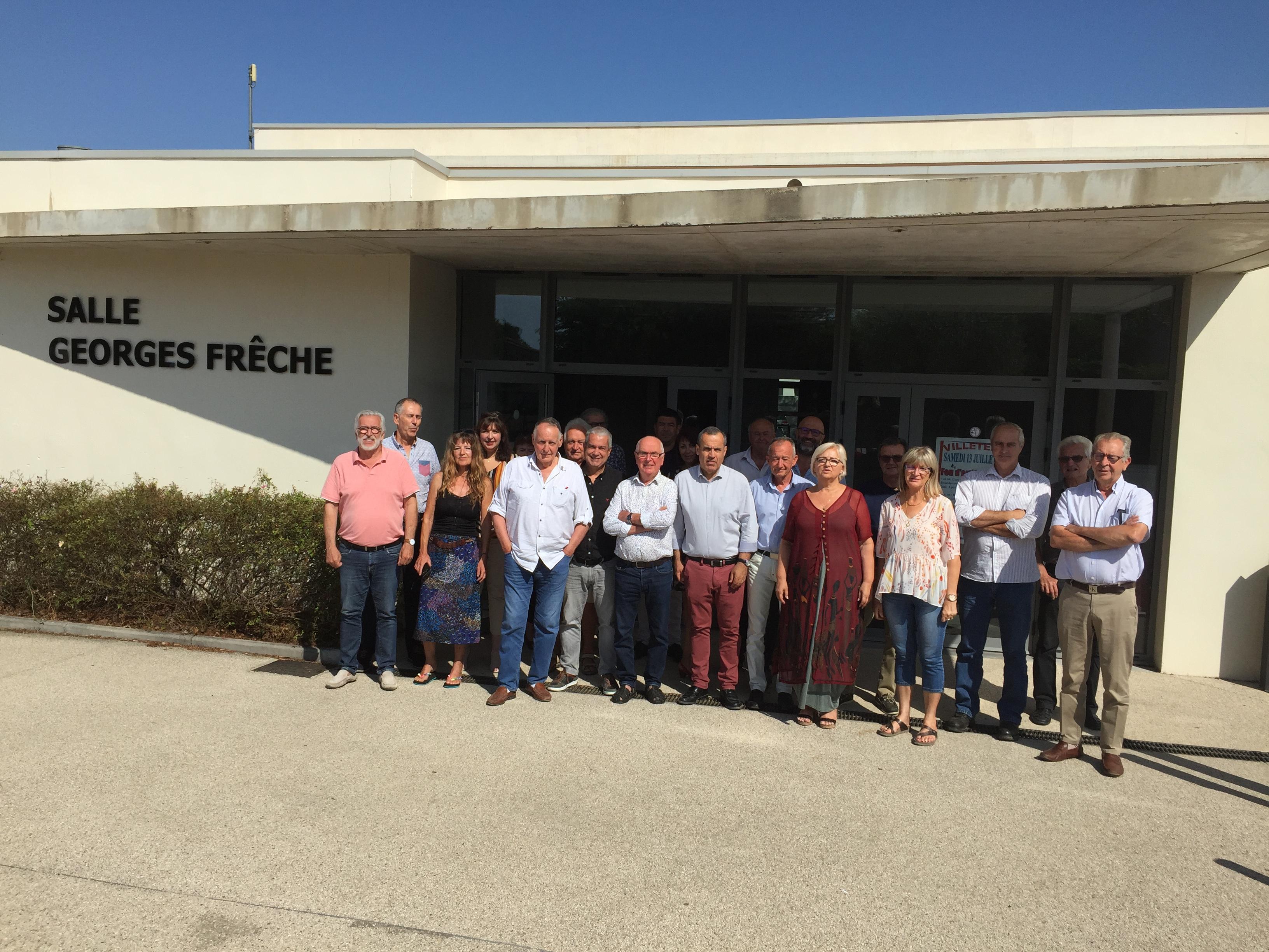 Condensé des délibérations prises lors du Comité Syndical du 8 juillet 2019, séance de 8h00 – Villetelle