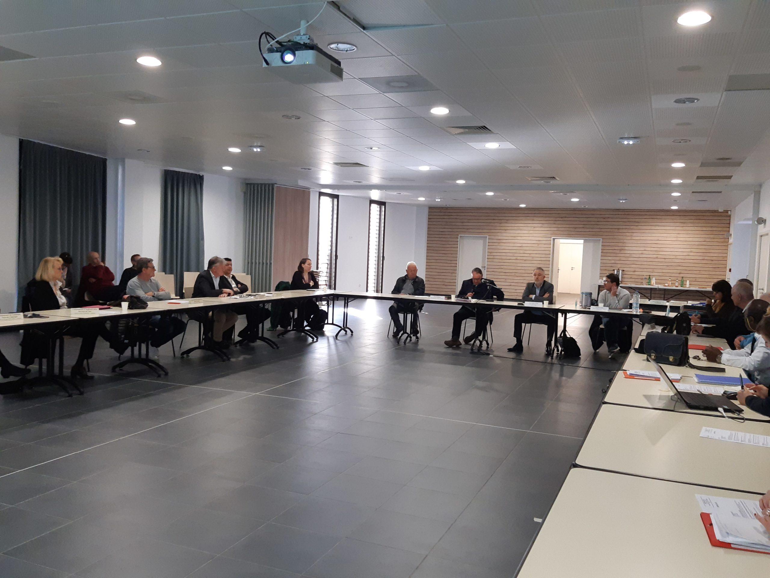 Condensé des délibérations prises lors du comité syndical du 13 mars 2020 – 9h00 – Lunel