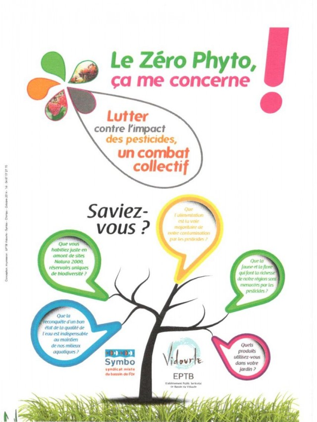 Photo Zéro phyto