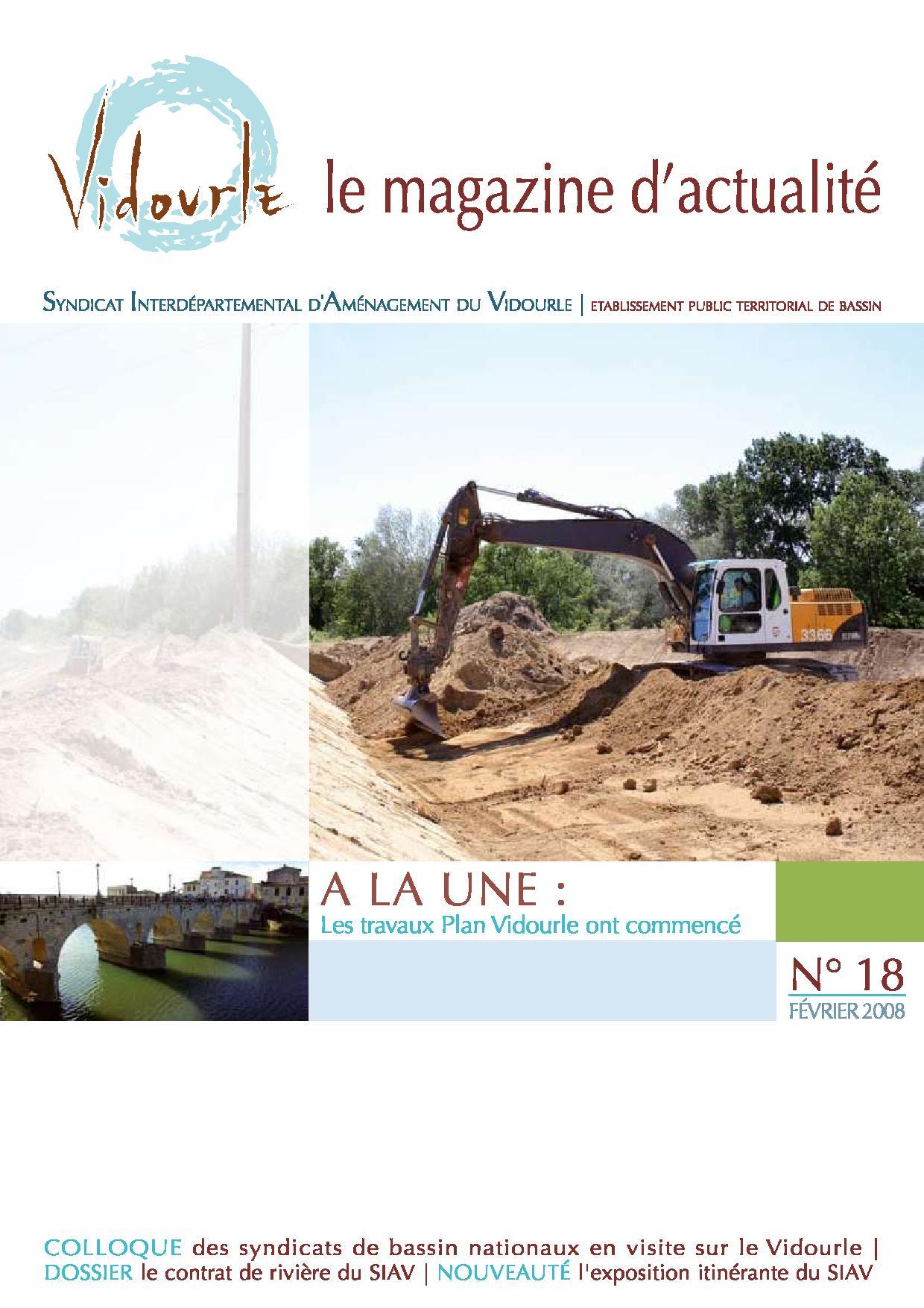 Magazine du Vidourle n°18