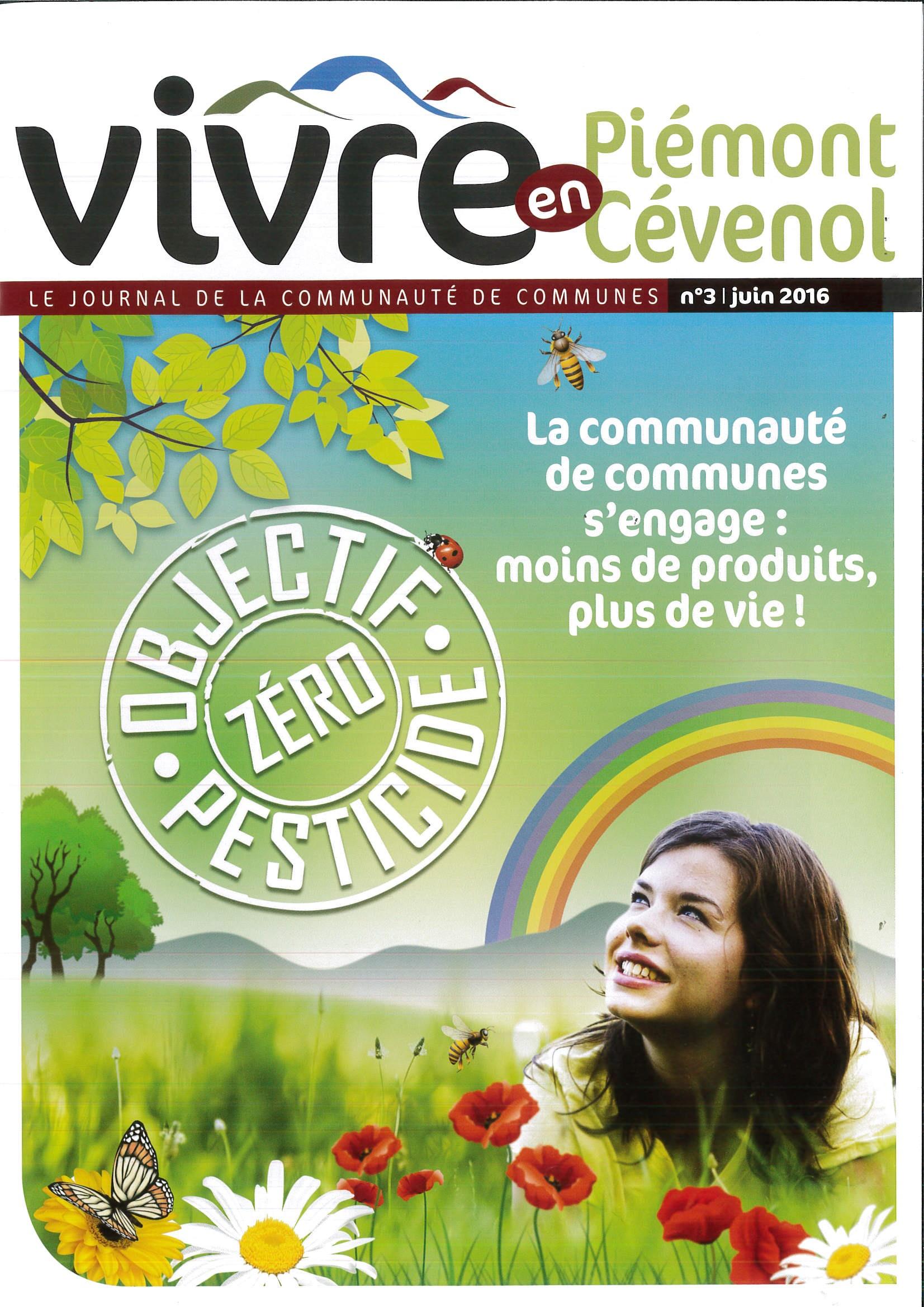 La Communauté de Communes du Piémont Cévenol s'engage pour préserver la ressource en eau et protéger notre santé !