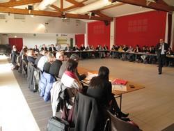 Réunion pour la préparation à la mise en œuvre de la nouvelle compétence GEMAPI sur le territoire du Vidourle
