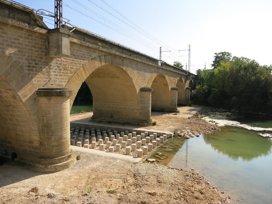 Une passe à poissons réalisée dans le cadre du contrat de rivière du Vidourle a été primée