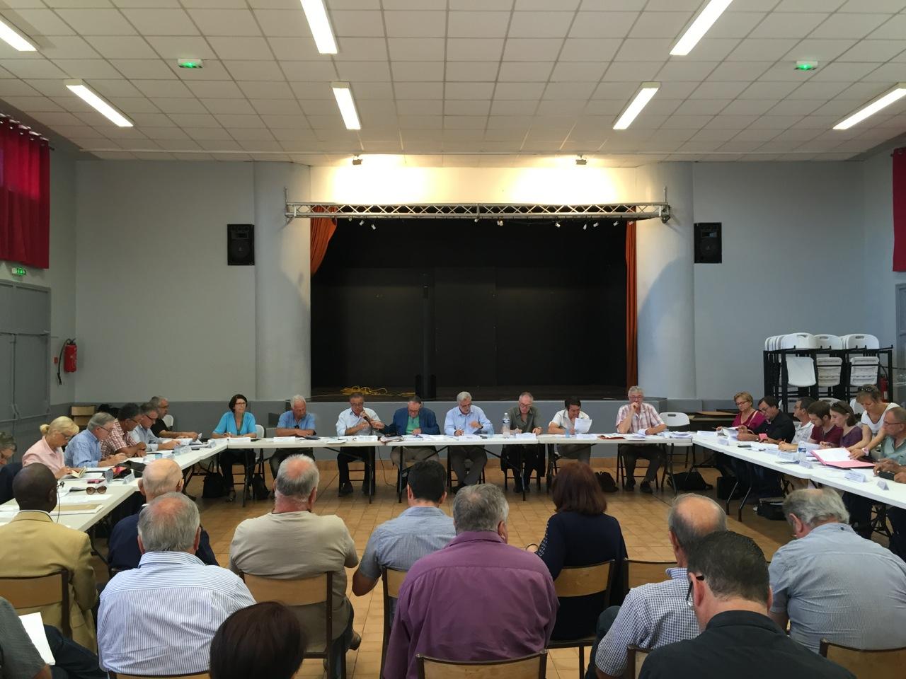 Condensé des délibérations prises lors du comité syndical du jeudi 9 juin 2016 à Gallargues le Montueux