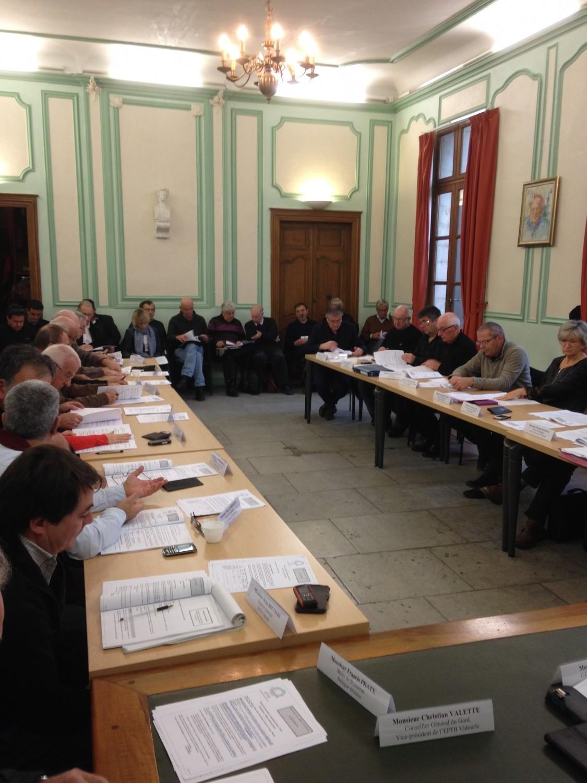 Condensé des délibérations du 17 décembre 2014